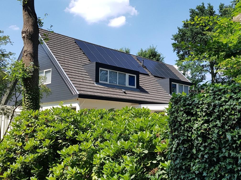 Zonnepanelen Almere